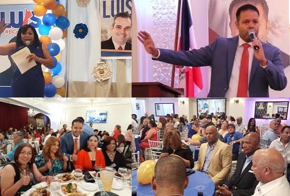 Dos dirigentes políticos lanzan su precandidaturas a diputado por el PRM en Estados Unidos