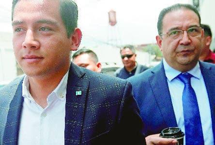 Absuelven hijo y hermano del presidente de Guatemala de caso de fraude