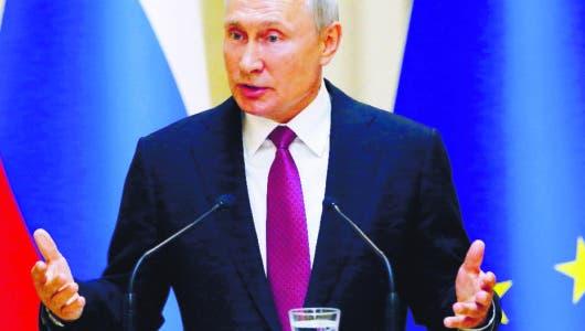 Putin amenaza con responder a pruebas de misiles EEUU