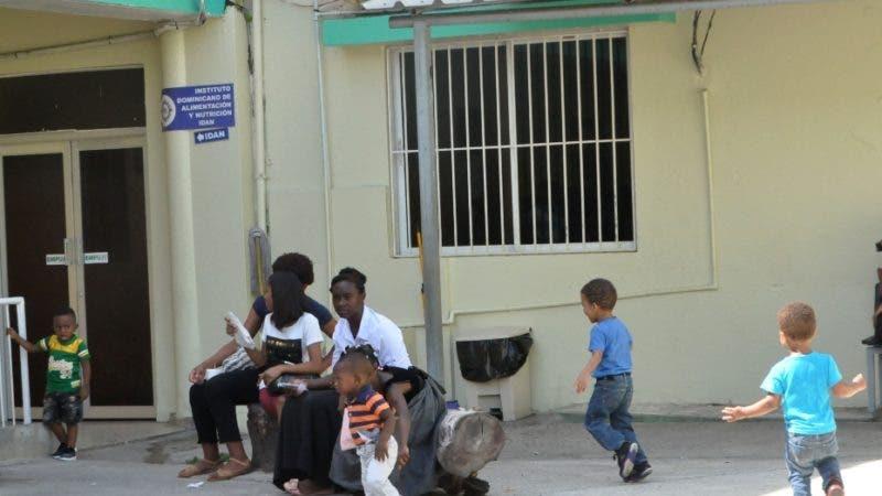 Hospital Robert Reid Cabral. Hoy/ Arlenis Castillo/08/08/19.