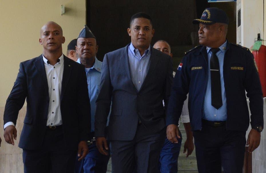 Los acusados en caso «César el Abusador» que gozan de «libertad»