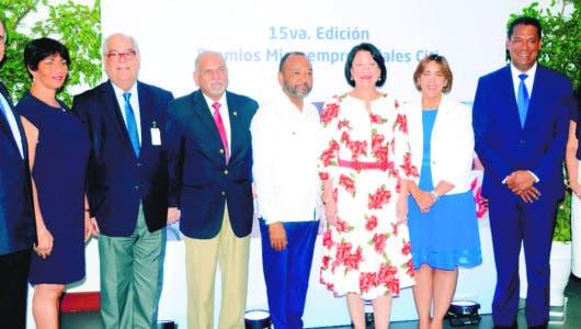 Presentan Premios Microempresariales Citi
