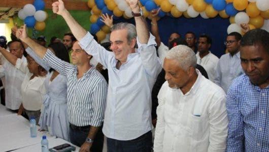 Abinader asume  compromiso de  unificar PRM y país