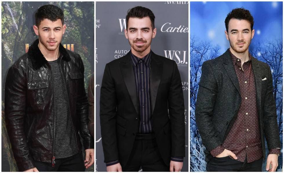 Con cuatro nominaciones, Los Jonas Brothers actuarán en los premios MTV VMA tras diez años de ausencia