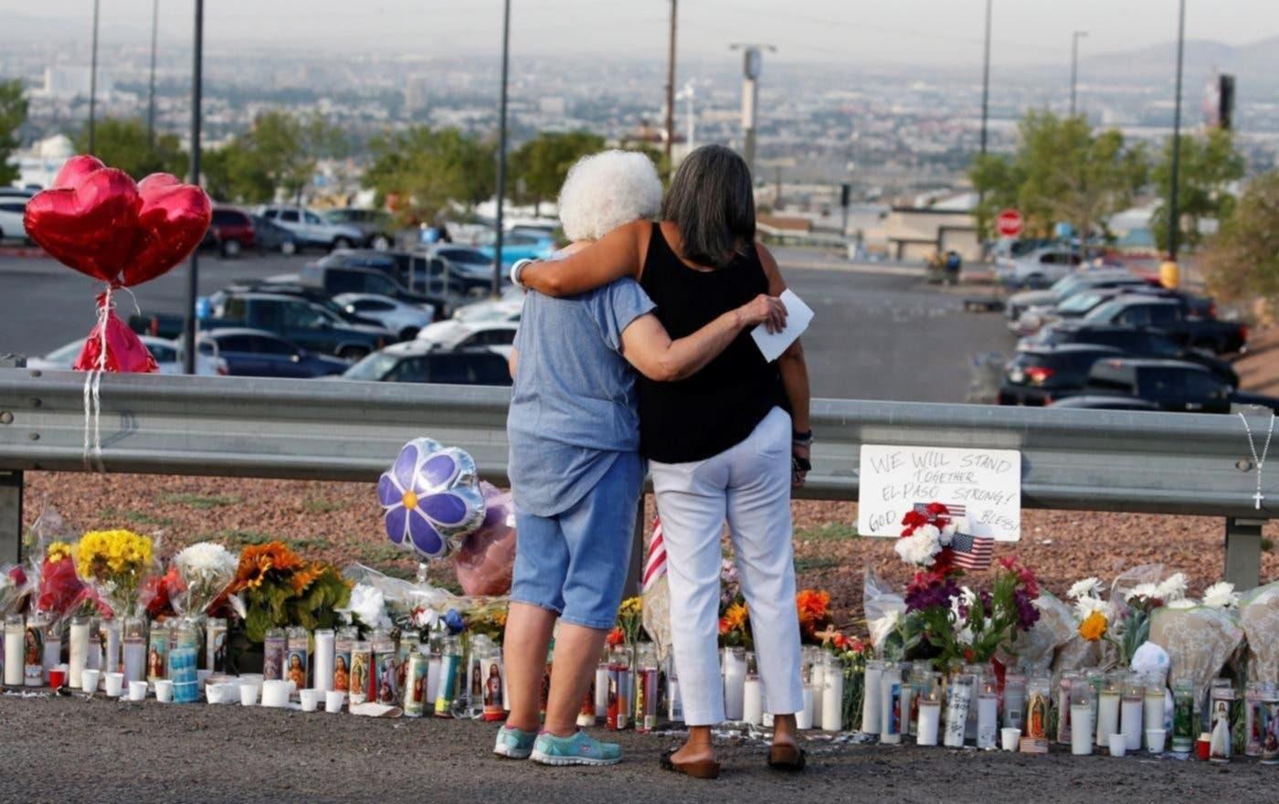 Se eleva a 31 la cifra de víctimas por dos tiroteos en EEUU