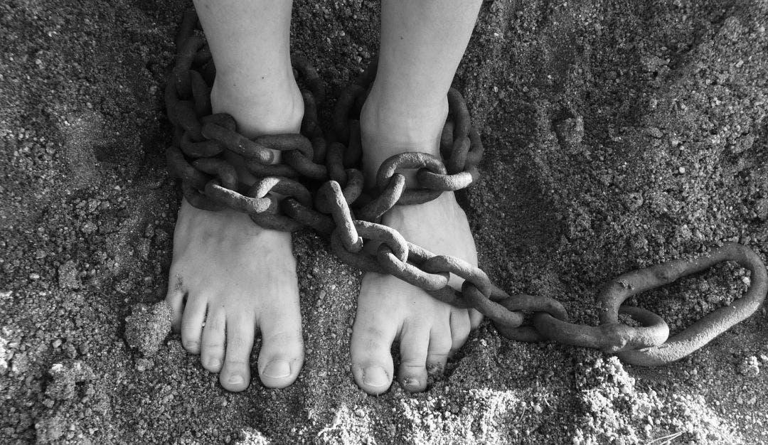 La esclavitud moderna todavía encadena a 40 millones de personas en el mundo