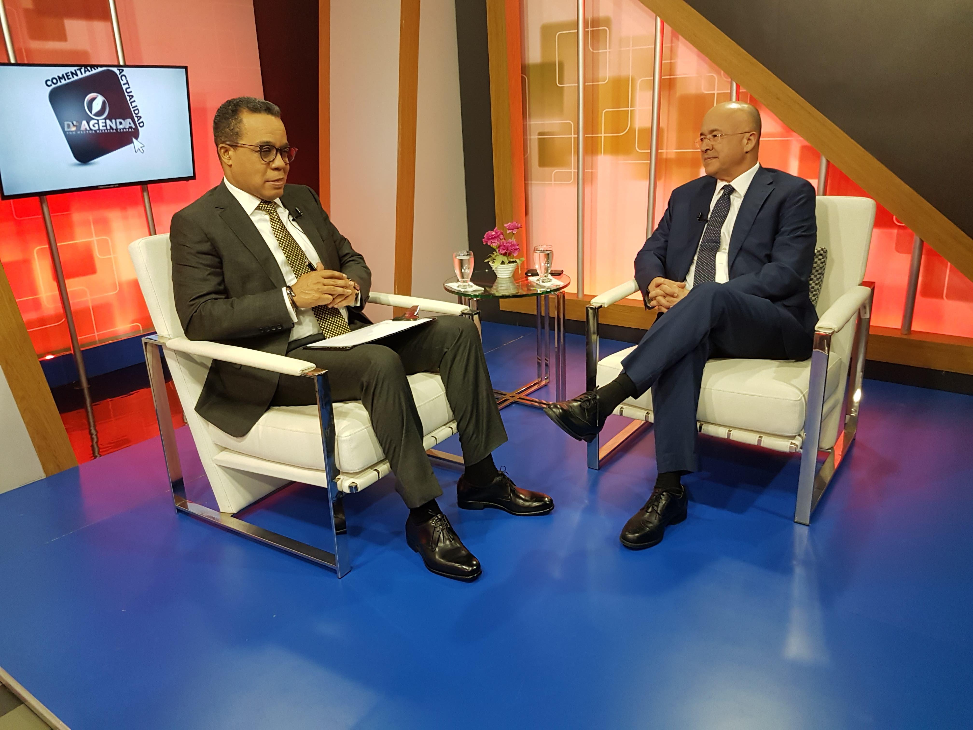 Domínguez Brito está de acuerdo con reforma constitucional para habilitar a Danilo Medina y unificar los comicios