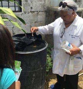 Salud dice van 10 muertos por dengue este año