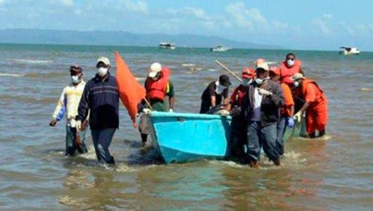 Armada Dominicana ha incautado 388 embarcaciones y apresado dos mil 272 personas en este año