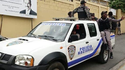 PN arresta hombre por asalto a autobús del transporte público