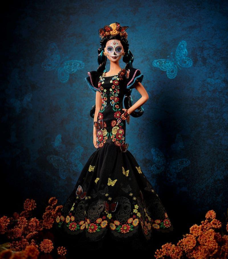 Nueva Barbie conmemorativa del Día de Muertos
