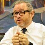 El pais.Entrevista al ex Dirección General de Impuestos Internos (DGII), Guarocuya Félix.Hoy/Pablo Matos  19-08-2019