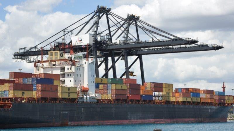 El pais.Foto del puerto multimodal Caucedo.Hoy/Pablo Matos    16-03-2011