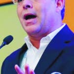 Ernesto Selman, Vicepresidente Ejecutivo CREES.  Hoy/Fuente Externa 22/8/19