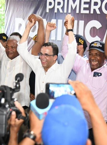 Cientos dirigentes apoyan Navarro  SC