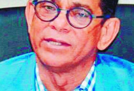 Senador José Rafael Vargas ofrece declaraciones sobre la falta de quorum de algunos legisladores no ha permitido estudiar proyecto de ley de seguridad social.  Hoy/Fuente Externa 26/8/19