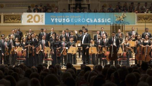 Sinfónica Nacional Juvenil en Berlín