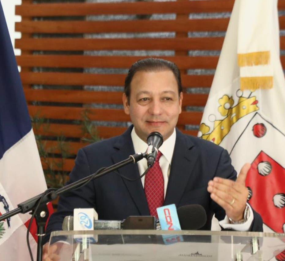 Video: «El PLD es el partido más fuerte de la RD y lo seguirá siendo», dijo Abel Martínez al anunciar respaldo a Gonzalo Castillo