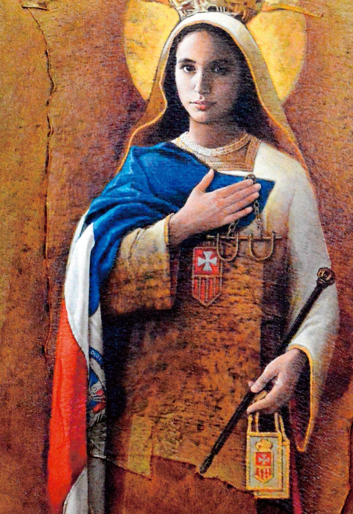 Nuestra Señora de las Mercedes de Dustin Muñoz en la Catedral