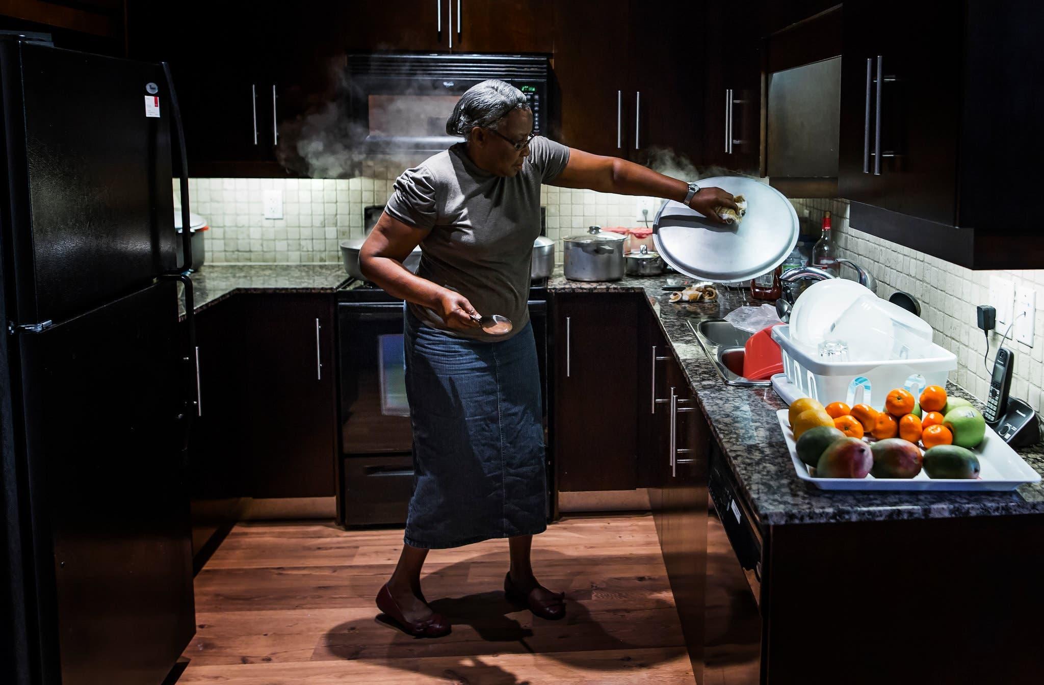 Altagracia Alvino, la abuela dominicana que cocina para las Grandes Ligas