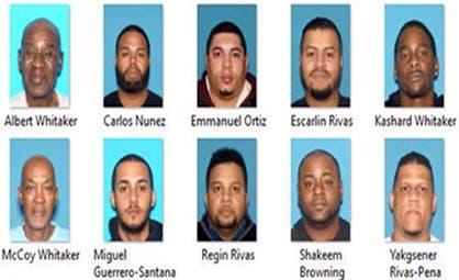 Autoridades NJ incautan 27 mil paquetes heroína_ apresan hispanos