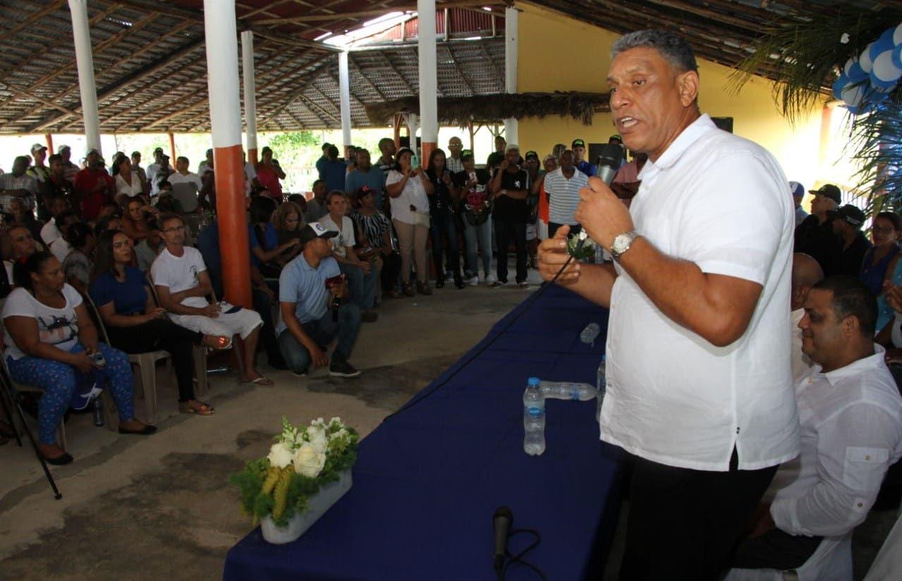 Chú Vásquez define a Luis Abinader como el mejor para unir la oposición y derrotar al PLD