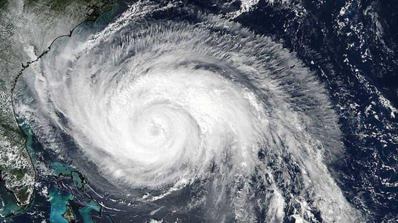 Dorian se fortalece mientras amenaza como huracán a RD y Puerto Rico