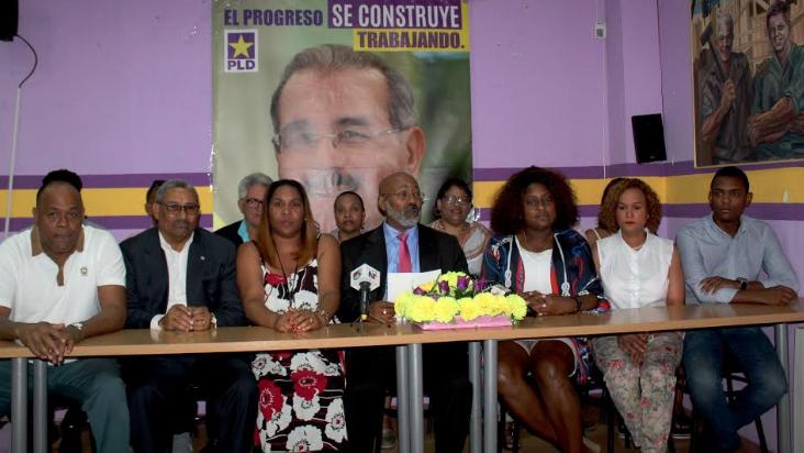 Danilistas en Madrid dicen apoyarán candidato sea elegido para competir en primarias