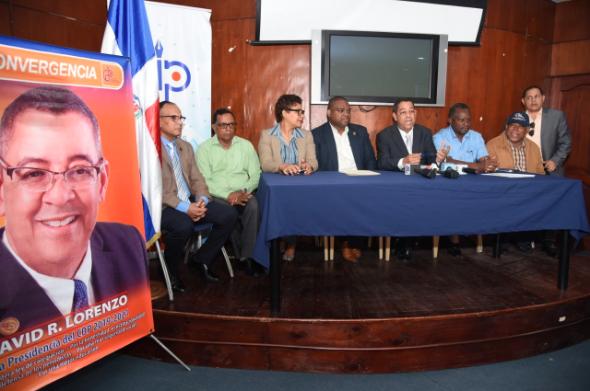 Movimientos periodísticos postulan a David R. Lorenzo a la presidencia del CDP