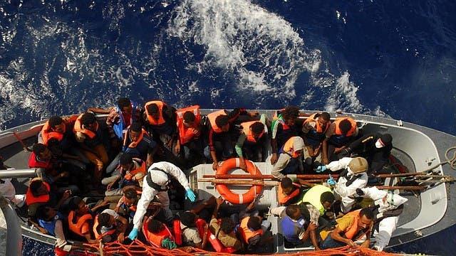 Armada detiene13 personas pretendían ir a Puerto Rico en yola; rescata cuatro venezolanos