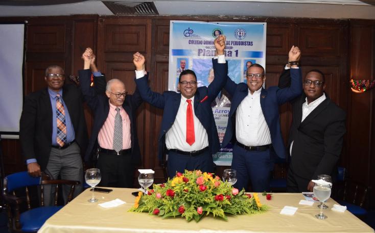 Corriente Institucional y aliados presenta candidatos locales y nacionales al CDP