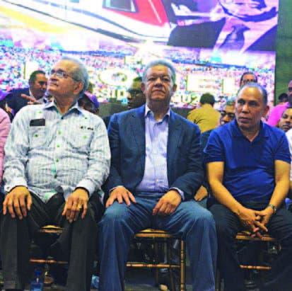 LF resta importancia al debate, dice que está en busca de votos
