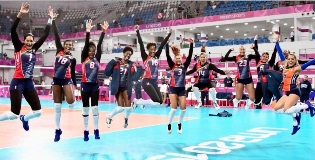 Las Reinas del Caribe conquistan oro frente a Colombia en Panamericanos