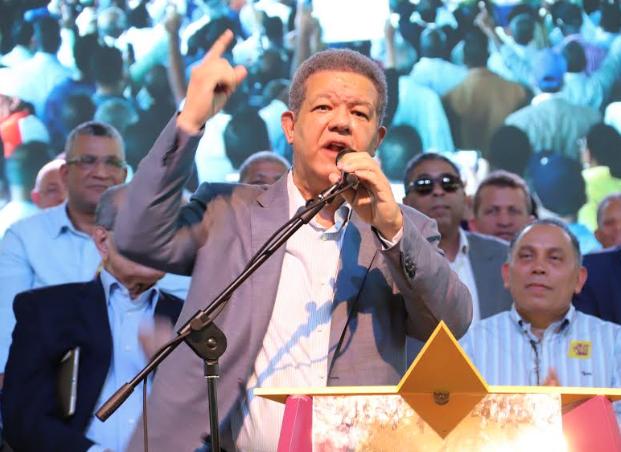 Lo que hará Leonel para «convertir en votos» las firmas en apoyo a su candidatura