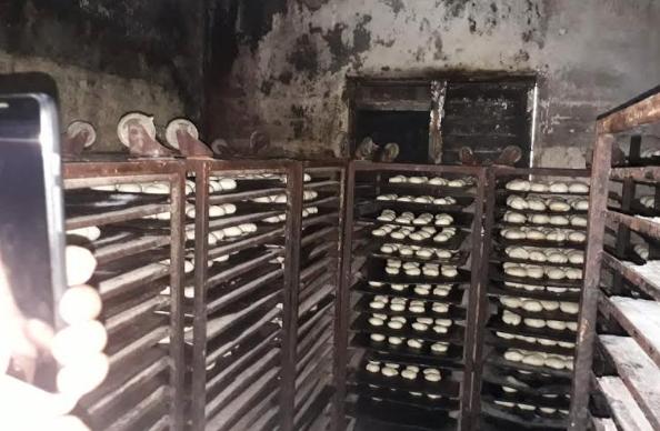 Así operaban estas panaderías en el sector de Herrera; Proconsumidor ordena suspensión