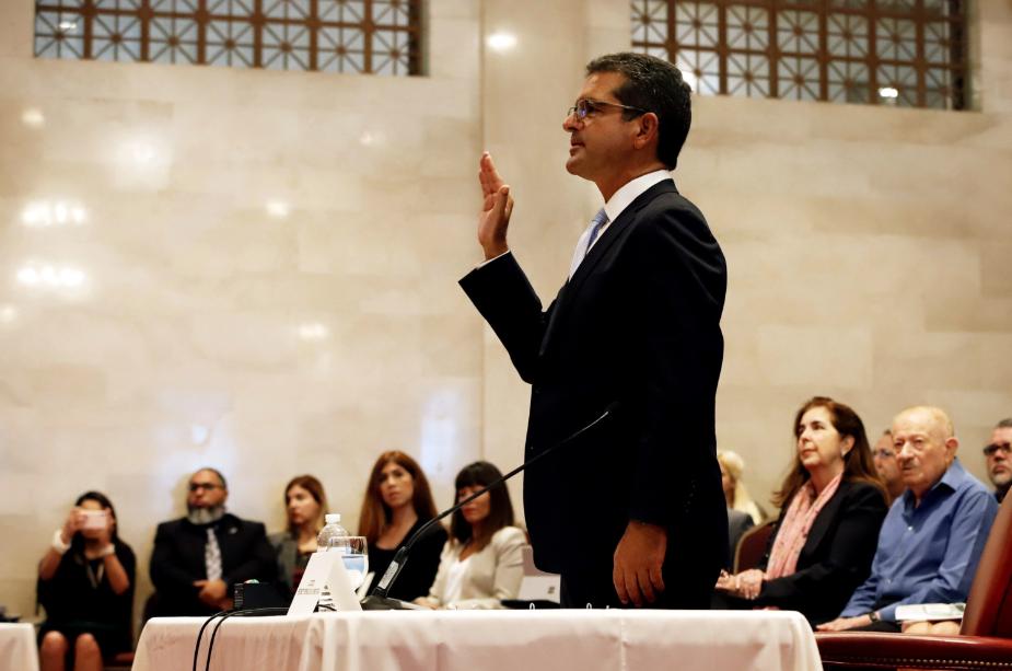 La Cámara Baja de Puerto Rico aprueba a Pierluisi como secretario de Estado