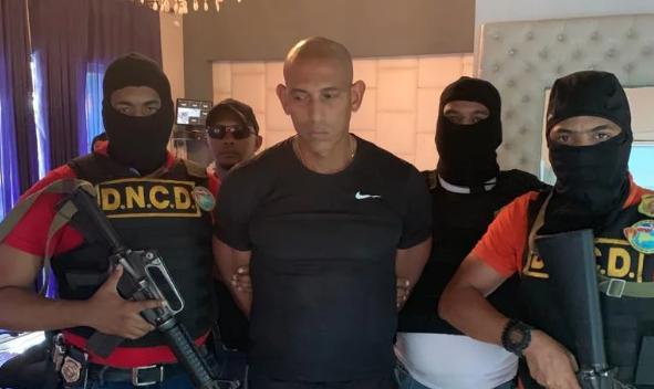 Capturan a «Papilo» , otro de los vinculados a red de narcos dirigía César el Abusador