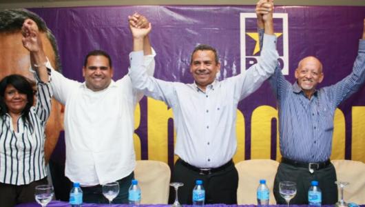 Radhamés Segura promete gobernar con progreso y justicia social