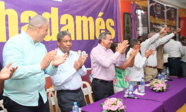 Radhamés Segura dice trabajará para eliminar desigualdad social del país