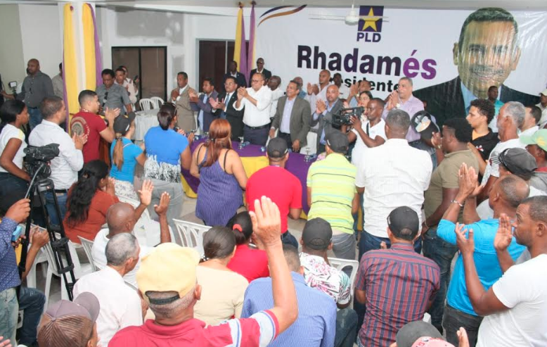Radhamés Segura promete impulsar sector agropecuario del país