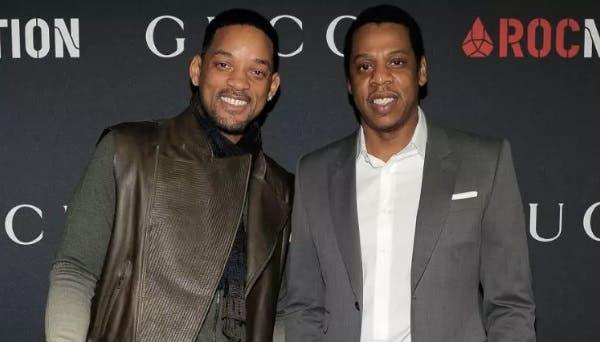 Jay-Z y Will Smith producirán una serie sobre la mujer y los derechosciviles