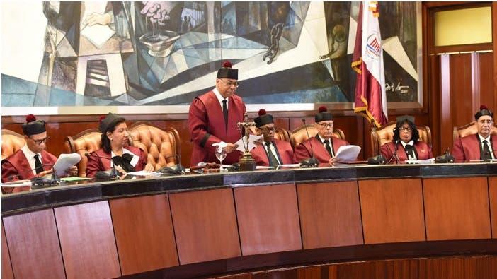TC se reserva fallo recursos inconstitucionalidad sometiera diputado Alfredo Rodríguez