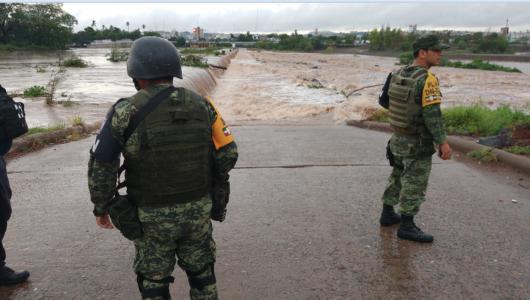 Tormenta Ivo gana fuerza y amenaza con convertirse en huracán en el Pacífico de México