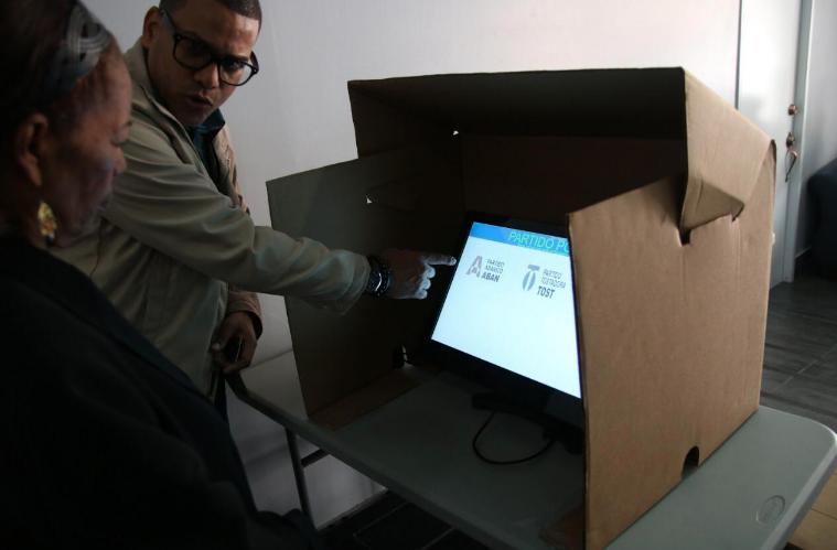 PRM invita a militancia a participar de pruebas con voto automatizado