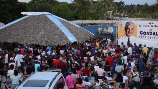 Profesionales con Leonel pasan a formar fila en el movimiento político El Pueblo Manda