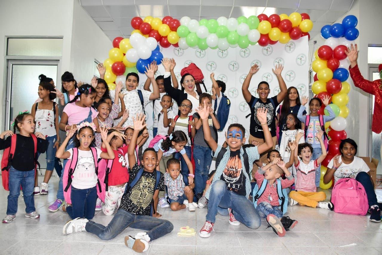 Conape realiza encuentro divertido con hijos de empleados en el marco de la integración familiar
