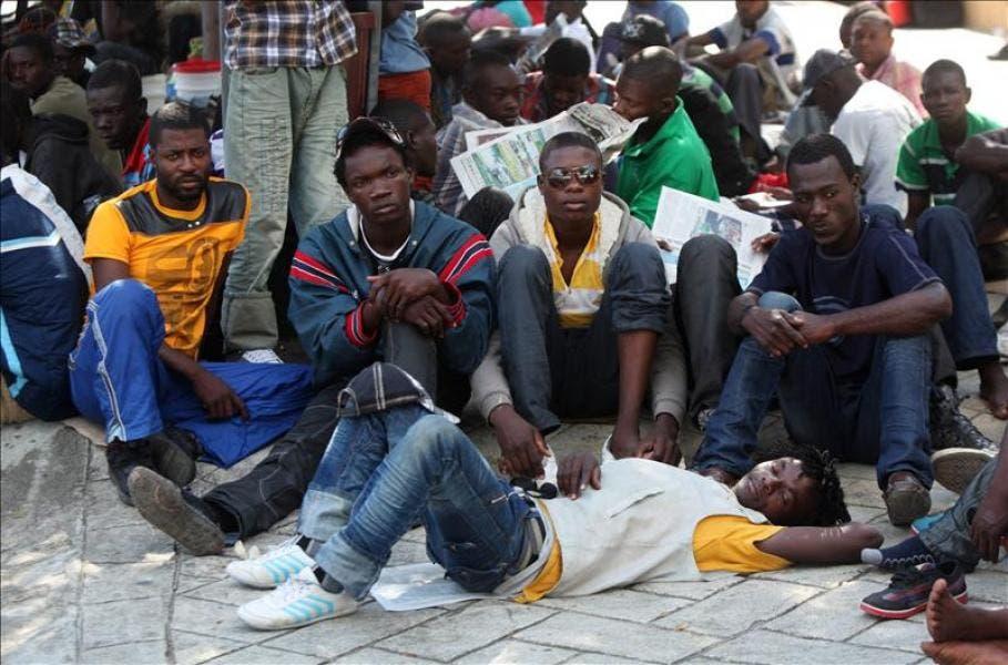 Inmigrantes haitianos en México enfrentan sombrías opciones