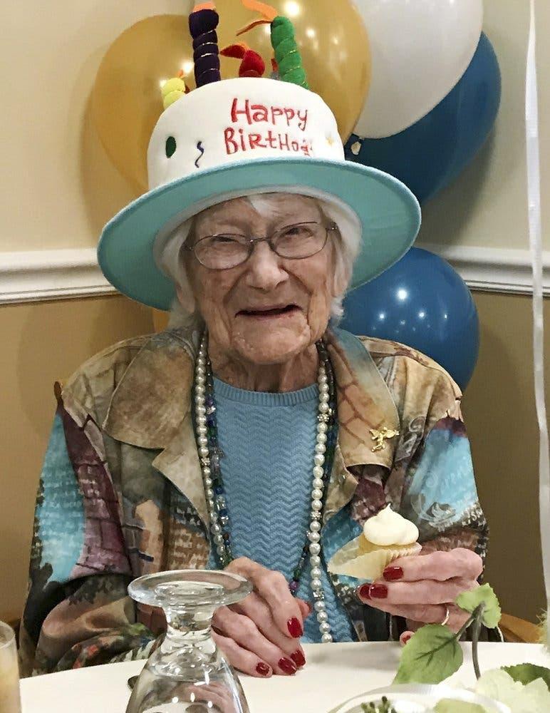 ¿El secreto para tener una larga vida? esto dice la mujer que celebró su cumpleaños número 111