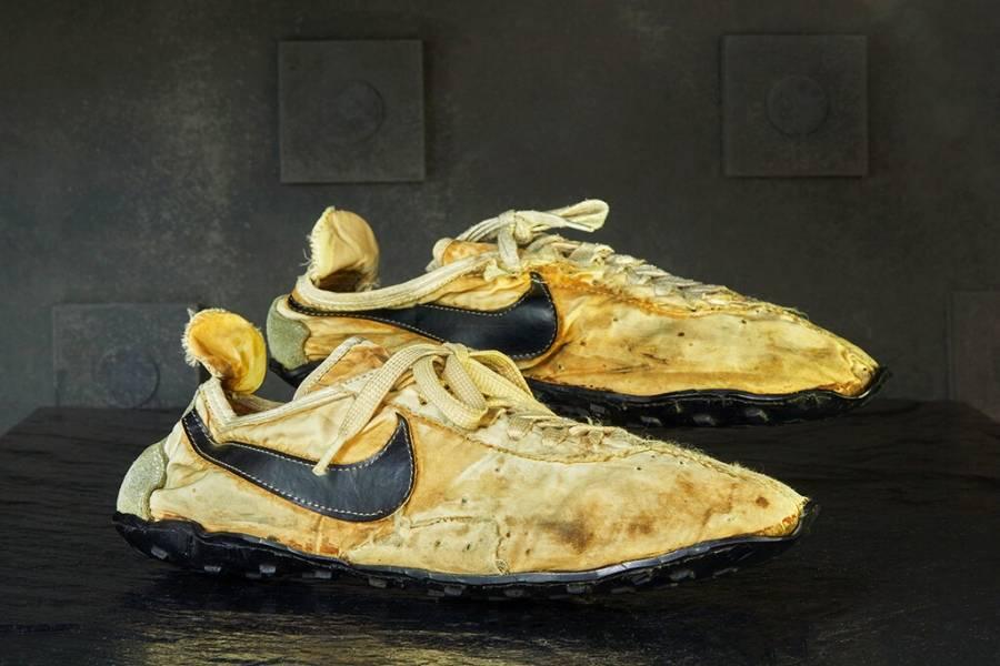Zapatos Nike de 1972 se venden en 50.000 dólares