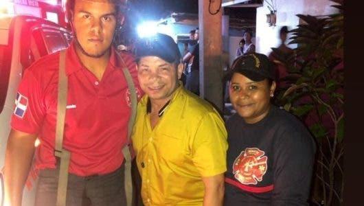 Bachatero Joe Veras sufre accidente de tránsito en la carretera Jarabacoa-La Vega